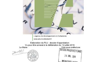 2020 : Modification simplifiée du PLU